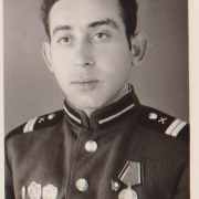 Леонид Левитан, Беэр Шева