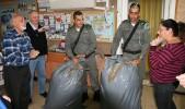 Солдаты ЦАХАЛа в гостях