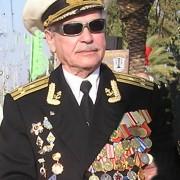 Капитан 1-го ранга – Михаил СТЫСКИН